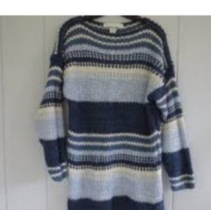 VINTAGE 1990 The limited OVERSIZE sweater size med